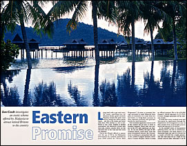Ian Cook investigates an exotic scheme offered by Malaysia to attract retired Britons to the country.